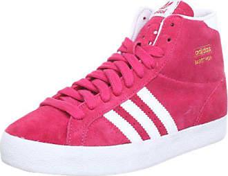 brand new bfa5e fade6 adidas Originals BASKET PROFI W Q23187, Damen Sneaker, Pink (BLAZE PINK S13
