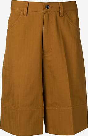 Qasimi tailored deck shorts - Brown