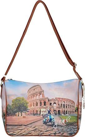 Y Not Y NOT YES-370S0 SHOULDER BAG Women PRESS ROME TU