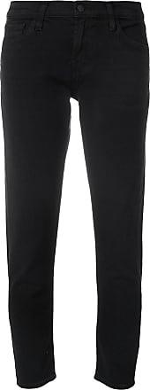 J Brand Calça jeans cropped - Preto