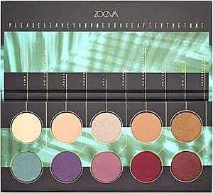 Zoeva Eyes Eye Shadow Offline Eyeshadow Palette 1 Stk