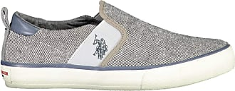 U.S.Polo Association TURNER1 Boston GALAN4129S8/T1A Sport Shoes Men Gray Gray 43
