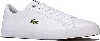 Lacoste Mens Mens Lerond 418 Trainers in White - UK 7.5