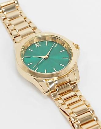 Topman bracelet watch in gold