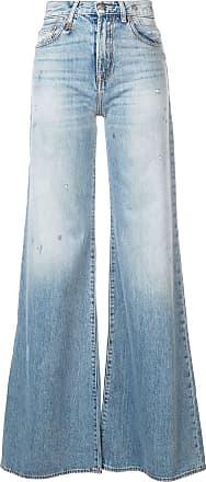 R13 Raegan wide-leg jeans - Blue