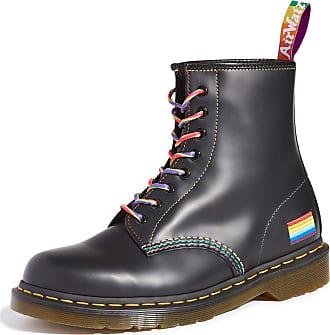 Dr. Martens 1460 Pride Womens Boots Black Black Size: 3 UK