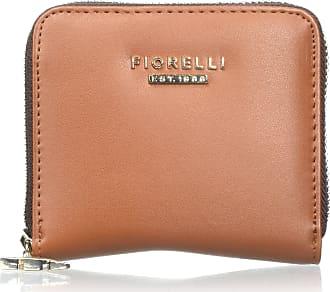 Fiorelli Womens Logo Wallet Brown (Tan)