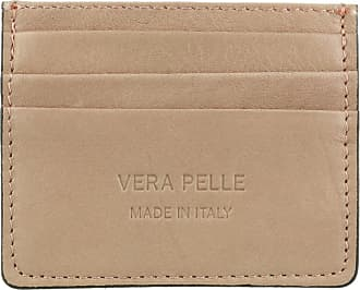 Girly HandBags Girly HandBags Plain Genuine Leather Card Holder - Pinky Nude