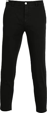 PT01 Fashion Man NT01Z00CHNNK070990 Black Cotton Pants | Spring Summer 20