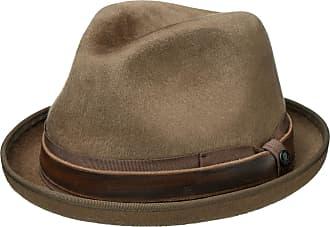 Stetson Sombrero de Fieltro de Lana Tescalo by Stetson 9c945bc3538