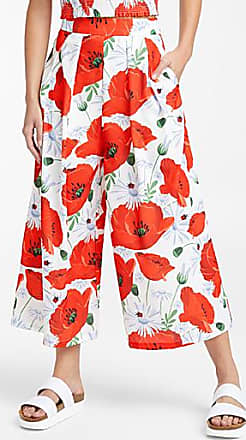 Icone Scarlet flower culottes