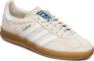 adidas Originals Gazelle Indoor Låga Sneakers Vit Adidas Originals