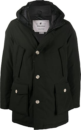 Woolrich oversized mid-length parka - NEW BLACK