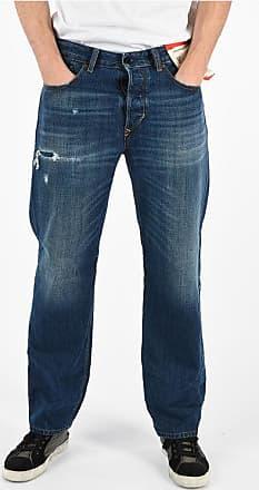 Diesel 22cm Wide Leg D-KODECK L.32 Jeans Größe 34