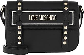 Love Moschino Studded Crossbody Bag Nero