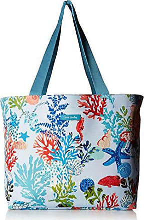 Vera Bradley Drawstring Family Tote, Shore Thing