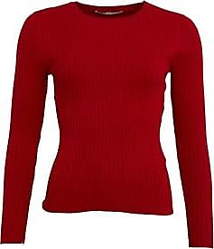 Only ribbed long sleeve top