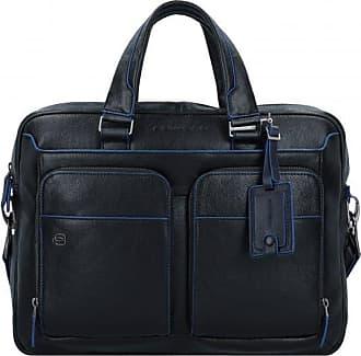 c55c1d3cc0 Piquadro Blue Square Special Ventiquattrore pelle 39 cm scomparto Laptop