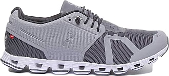 On On CLOUD Mens Running Shoes and Walking Shoes Grey Size: 12.5 UK