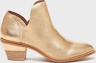 Kelsi Dagger Kenmare Boots Gold WomenS Classic Bootie 8.5