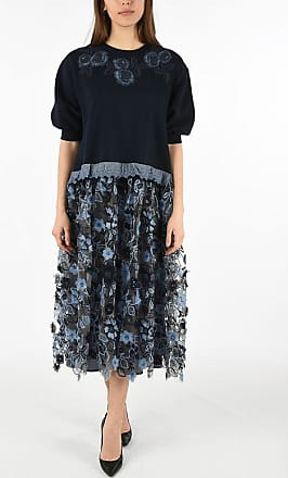 Antonio Marras lace dress with sequin embroidery size 40