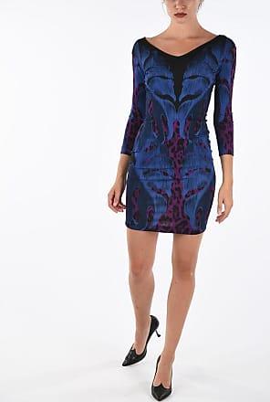 Just Cavalli Animal Printed Sheath Dress size 38