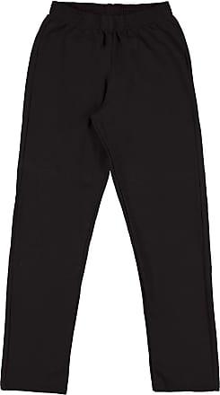 Generico Calça de moletom masculina flanelada com 3 bolsos 100% algodão M ao Plus Size (M (38/40))