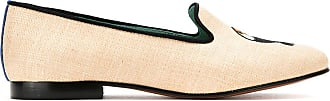 Blue Bird Shoes Loafer Tucano de palha - Neutro