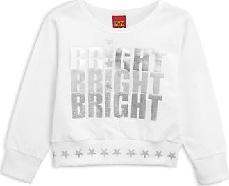 KYLY Blusa Kyly Infantil Bright Branca