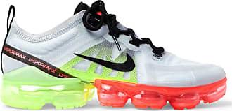 Nike Air Vapormax 2019 Ripstop Running Sneakers - Gray
