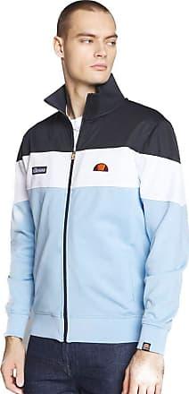 Ellesse Mens Caprini Track Jacket, Blue, XL