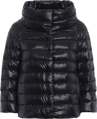 Herno Fashion Woman PI0046DIC120179300 Black Polyamide Down Jacket | Fall Winter 20
