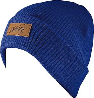Dickies Evadale Beanie Hat Royal Blue One Size