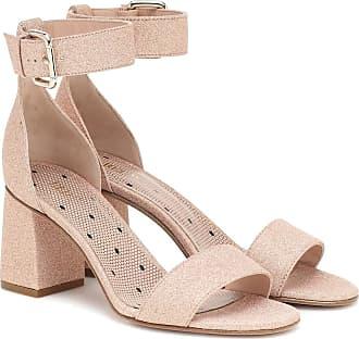 Red Valentino Sandalen aus Leder