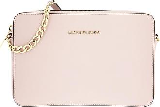 Michael Kors Large Ew Crossbody Bag Soft Pink