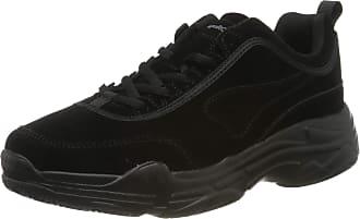 Kangaroos Womens Gator Low-Top Sneakers, Black (Jet Black/Mono 5500), 6.5 UK