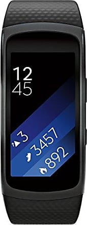 Samsung Gear Fit2 Fitness Band - Black - Size: Small (SM-R3600DANXAR)