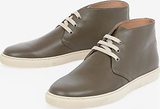 Corneliani CC COLLECTION Leather High Sneakers size 8
