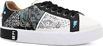Zariff Tênis Zariff Shoes Flatform Metais