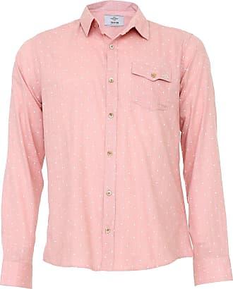 Triton Camisa Triton Reta Estampada Rosa