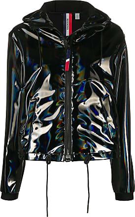 Rossignol iridescent hooded jacket - Black