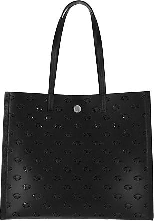 Kenzo Shopper Tote Bag Black Shopper schwarz