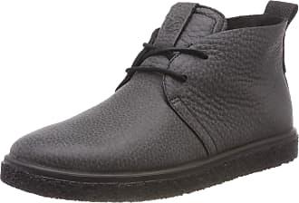 Ecco Womens CREPETRAY Ladies Desert Boots, Black 1001, 3.5 UK