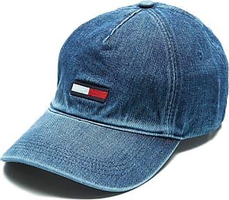 fe526162 Tommy Hilfiger Hats TJU Flag Baseball Cap - Denim Adjustable