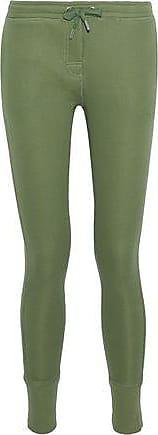 Zoe Karssen Zoe Karssen Woman Mélange Terry Track Pants Forest Green Size XS