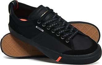 Superdry Niedrige Classic Sneaker im Skater-Look
