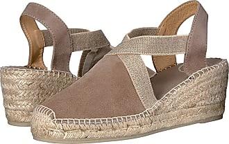 080c0e60b347f Toni Pons Tona (Taupe Suede) Womens Shoes