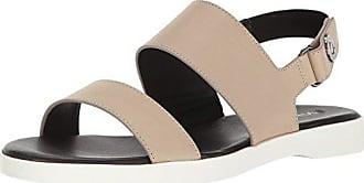 Via Spiga Womens Jaguar Sport Sandal, Light Taupe Leather, 9.5 M US