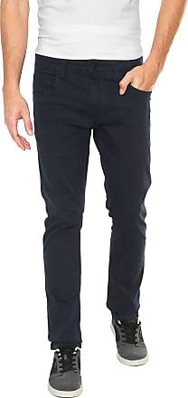 Oakley Calça Sarja Oakley Skinny Pocket Azul