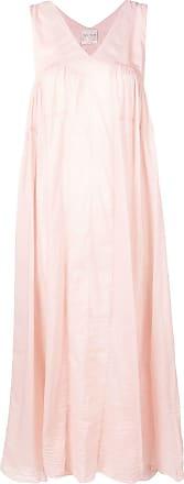 Forte_Forte Vestido modelagem solta - Rosa